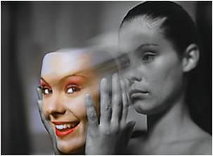 Resultado de imagem para ser humano mascara