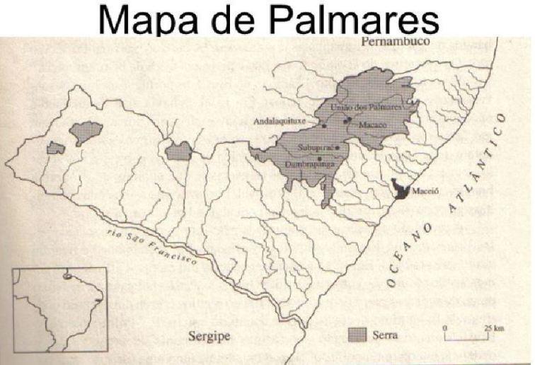 Resultado de imagem para quilombo palmares tinha escravos